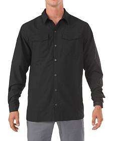 5.11 Tactical Freedom Flex Woven Long Sleeve Shirt