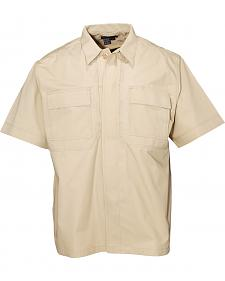 5.11 Tactical Taclite TDU Short Sleeve Shirt - Tall Sizes (2XT - 5XT)