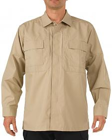 5.11 Tactical Ripstop TDU Long Sleeve Shirt