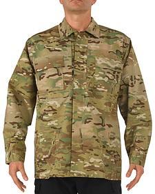 5.11 Tactical Multicam TDU Long Sleeve Shirt - 3XL and 4XL