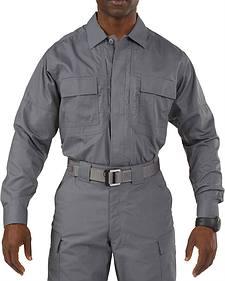 5.11 Tactical Taclite TDU Long Sleeve Shirt - Tall Sizes (2XT - 5XT)