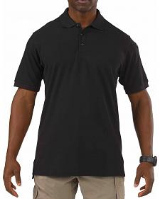 5.11 Tactical Utility Short Sleeve Polo Shirt - Tall Sizes (2XT - 5XT)