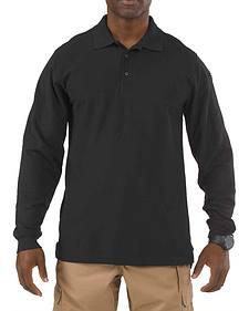 5.11 Tactical Utility Long Sleeve Polo Shirt - 3XL