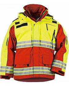 5.11 Tactical Men's Responder High-Visibility Parka - 3XL-4XL