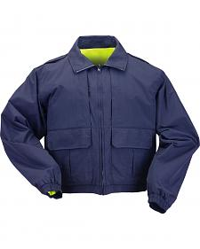 5.11 Tactical Reversible High-Visibility Duty Jacket - 3XL and 4XL