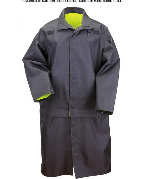 5.11 Tactical Reversible High-Visibility Rain Coat