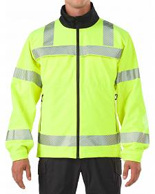 5.11 Tactical Reversible High-Vis Softshell Jacket - 3XL