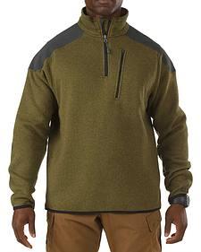 5.11 Tactical 1/4 Zip Sweater Fleece