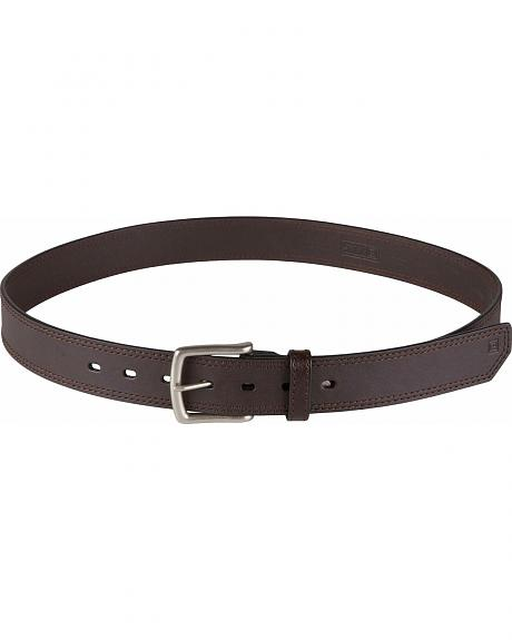 5.11 Tactical Arc Leather Belt (2XL-4XL)