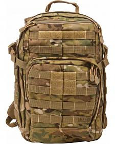 5.11 Tactical Rush 12 Camo Backpack