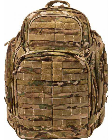 5.11 Tactical RUSH 72 Camo Backpack