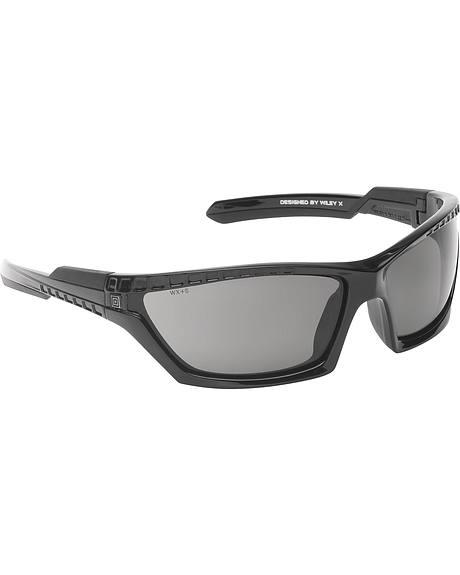 5.11 Tactical CAVU Full Frame Sunglasses (Plain Lens)