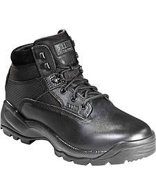 "5.11 Tactical Women's A.T.A.C. 6"" Side Zip Boots"