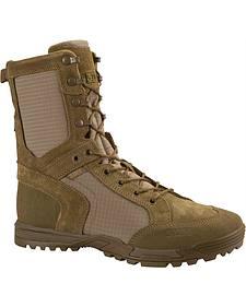 """5.11 Tactical Men's Desert Recon 8"""" Boots"""