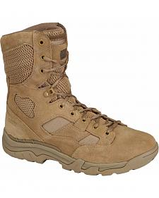 "5.11 Tactical Men's Taclite 8"" Coyote Boots"