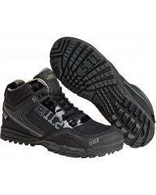 5.11 Tactical Men's Range Master Waterproof Boots