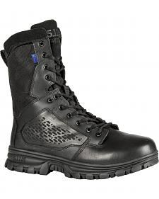 5.11 Tactical Men's EVO Insulated Side-Zip Boots