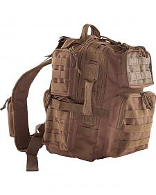 Tru-Spec Tour of Duty Lite Coyote Brown Backpack