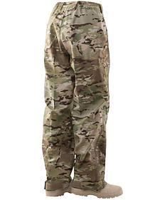 Tru-Spec H2O Proof ECWCS Camo Trousers