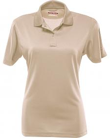 Tru-Spec Women's 24-7 Short Sleeve Performance Polo Shirt - Extra Large Sizes