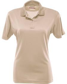Tru-Spec Women's 24-7 Short Sleeve Performance Polo Shirt - Extra Large Sizes