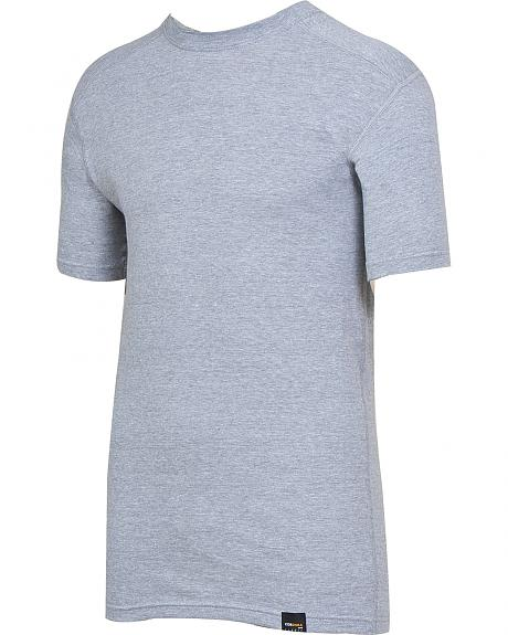 Tru-Spec Men's Cordura Base Layer Crew Neck T-Shirt