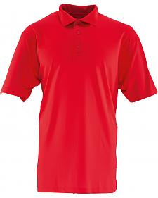 Tru-Spec Men's 24-7 Series Short Sleeve Performance Polo Shirt - Extra Large (2XL - 5XL)