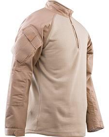Tru-Spec Men's 1/4 Zip Winter Combat Shirt