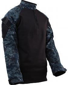 Tru-Spec Men's 1/4 Zip Winter Combat Shirt