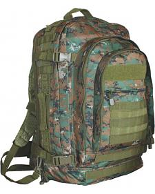 Fox Outdoor Jumbo Modular Field Pack