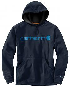 Carhartt Men's Force Extremes Signature Graphic Hooded Sweatshirt - Big & Tall