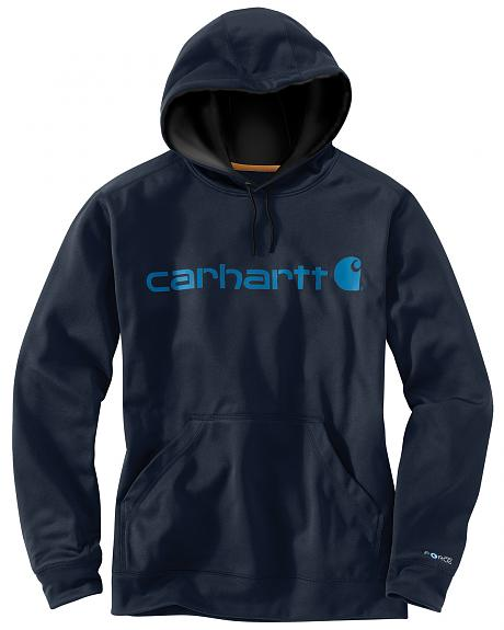 Carhartt Extremes® Force Signature Graphic Hooded Sweatshirt - Big & Tall