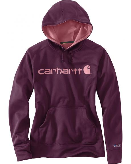 Carhartt Extremes® Women's Force Signature Graphic Hooded Sweatshirt