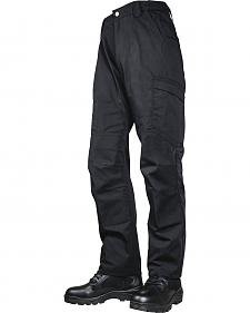 Tru-Spec Men's 24-7 Black Vector Pants