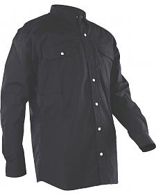 Tru-Spec Men's Black 24-7 Dress Shirt