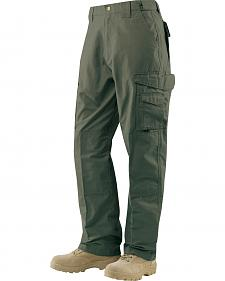 Tru-Spec Men's Hunter Green 24-7 Tactical Pants
