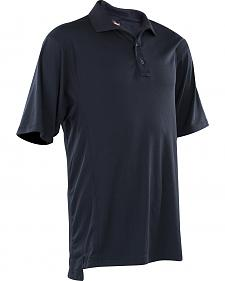 Tru-Spec Men's Navy 24-7 Dri-Release Polo Shirt