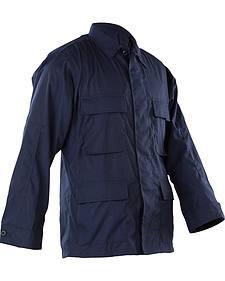 Tru-Spec Men's Navy B.D.U. Coat