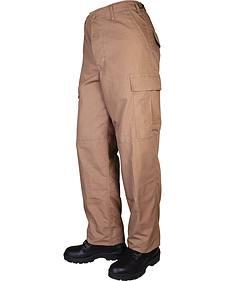 Tru-Spec Men's Tan BDU Pants
