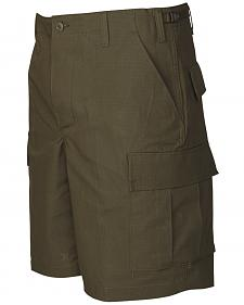Tru-Spec Men's Olive Drab BDU Shorts