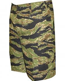 Tru-Spec Men's Original Vietnam Tiger Stripe Camo BDU Shorts