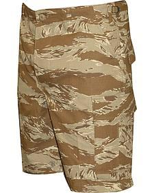 Tru-Spec Men's Desert Tiger Stripe Camo BDU Shorts