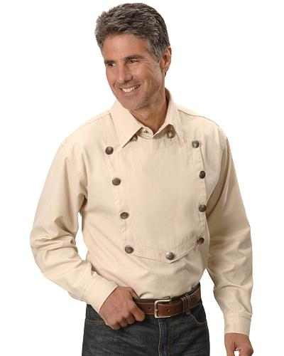 Rangewear by Scully Frontier Engineer Shirt $54.00 AT vintagedancer.com