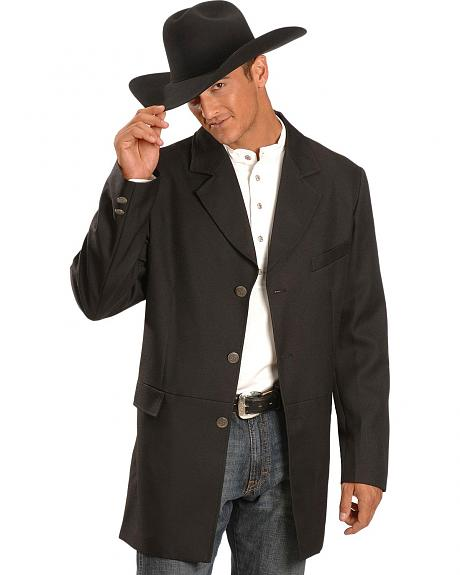 Rangewear by Scully Traditional Old West Town Coat