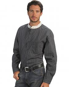 Rangewear by Scully Padre Stripe Long Sleeve Shirt