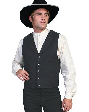 Wahmaker by Scully Wool Vest