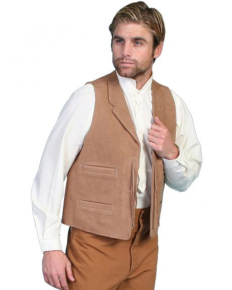 Wahmaker by Scully Leather Range Vest