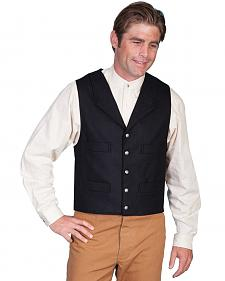 Wahmaker by Scully Wool Blend Four Pocket Vest