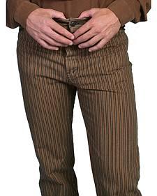 Wahmaker by Scully Railhead Stripe Pants