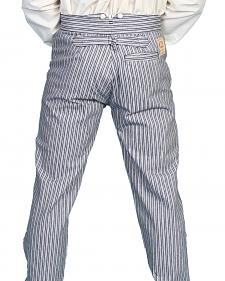 Wahmaker by Scully Railhead Stripe Pants